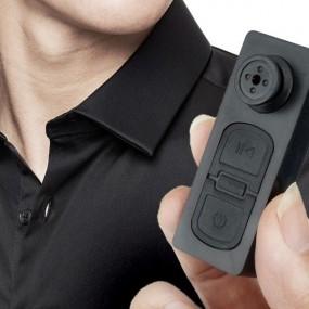 Kamera ukryta w guziku -Dyskretne filmowanie otoczenia-32GB
